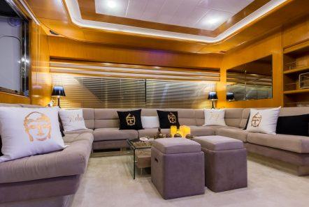 VENTO Salon (2) -  Valef Yachts Chartering - 6099