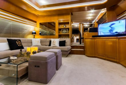 VENTO Salon (3) -  Valef Yachts Chartering - 6098