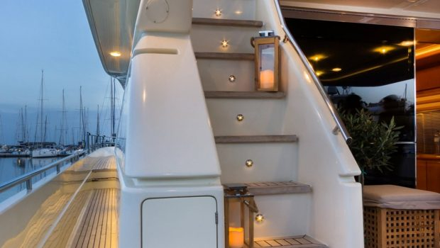 VENTO Stairs -  Valef Yachts Chartering - 6097