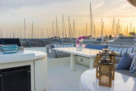 VENTO Upper Deck -  Valef Yachts Chartering - 6093