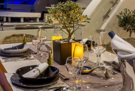 VENTO aft deck (1) -  Valef Yachts Chartering - 6091