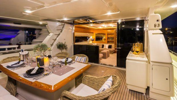 VENTO aft deck (4) -  Valef Yachts Chartering - 6088