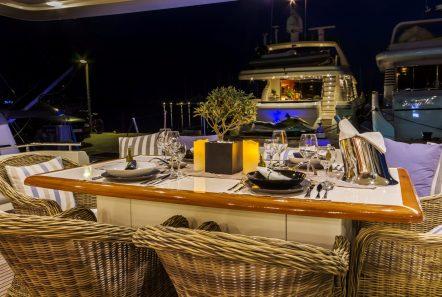 VENTO aft deck (5) -  Valef Yachts Chartering - 6087