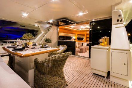 VENTO aft deck (6) -  Valef Yachts Chartering - 6121