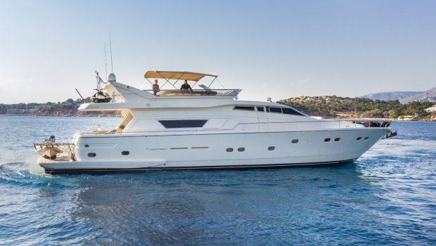 VENTO ext (1) -  Valef Yachts Chartering - 6113