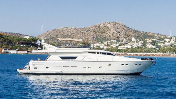 VENTO ext (5) -  Valef Yachts Chartering - 6111