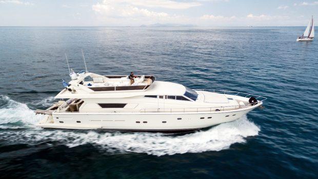 VENTO profile -  Valef Yachts Chartering - 6101