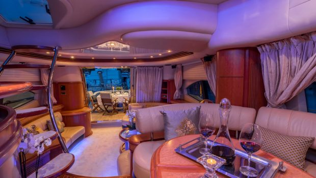 almaz dining -  Valef Yachts Chartering - 6129