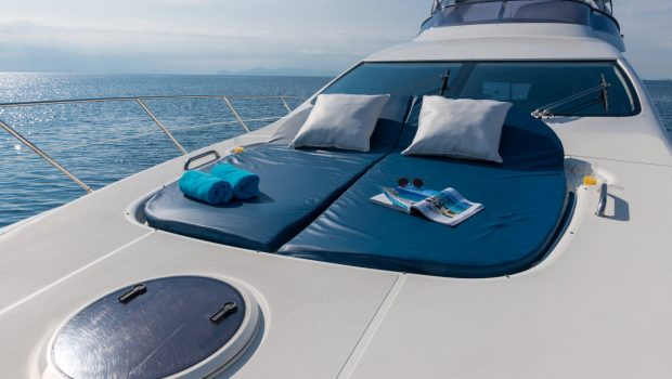 almaz fore -  Valef Yachts Chartering - 6128