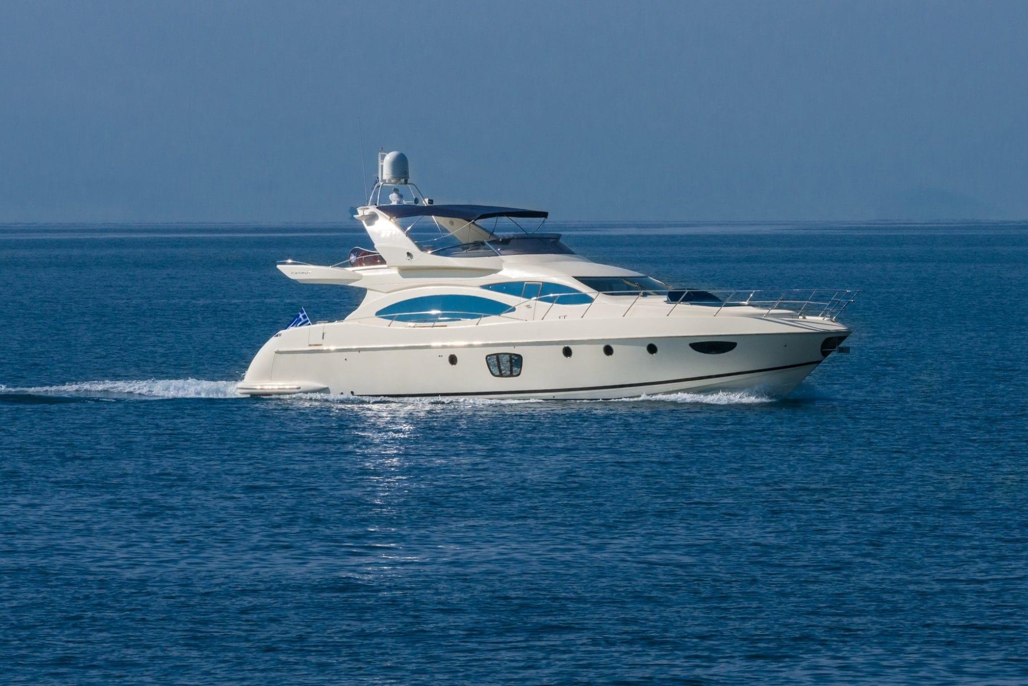 almaz profile -  Valef Yachts Chartering - 6127