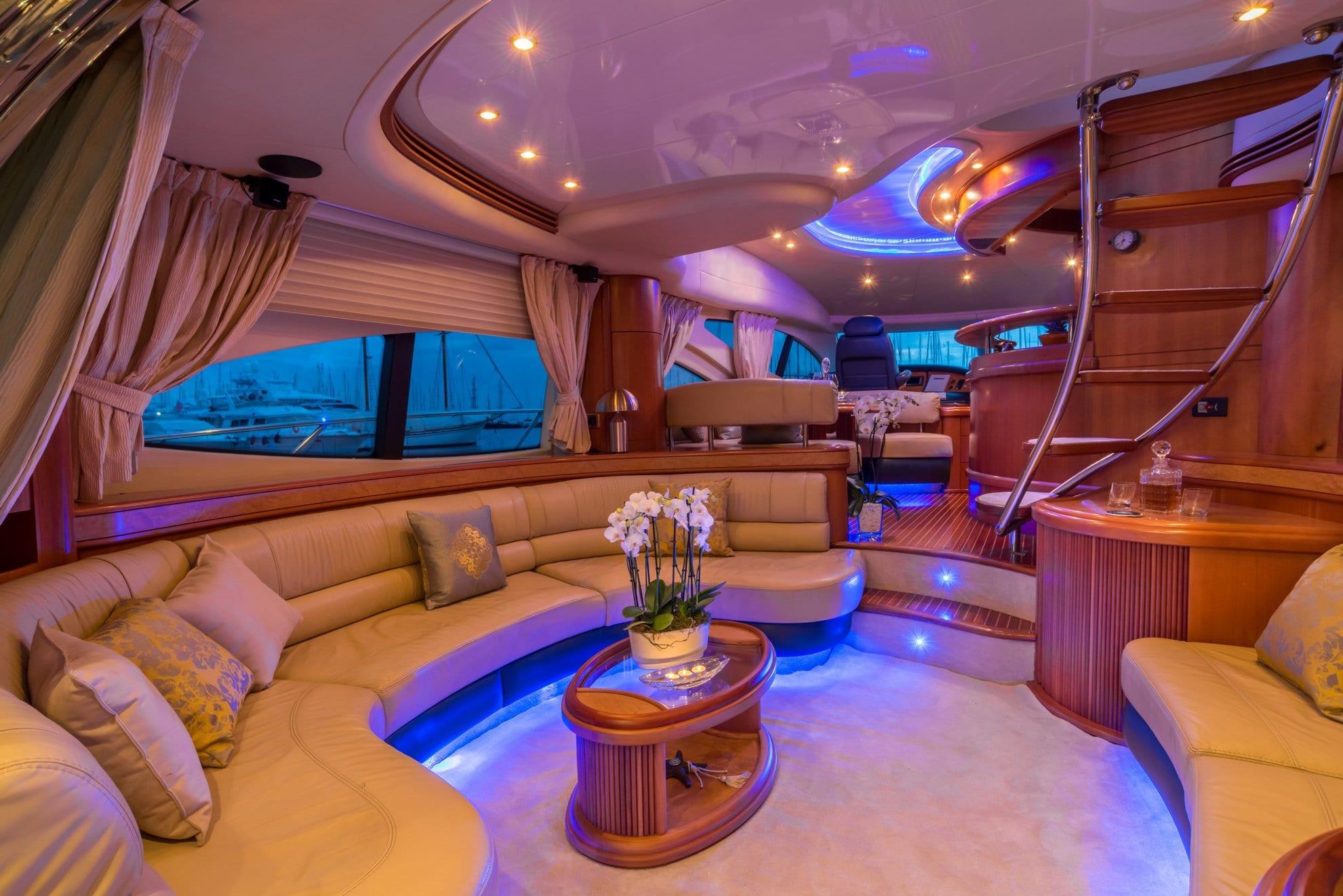 almaz salon -  Valef Yachts Chartering - 6126