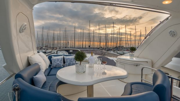 almaz sun deck -  Valef Yachts Chartering - 6125