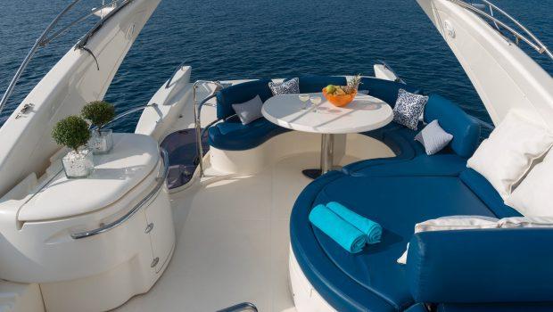 almaz sundeck2 -  Valef Yachts Chartering - 6124