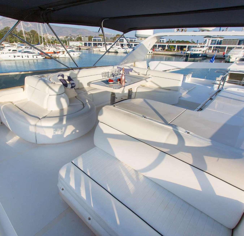 dream fly bridge) -  Valef Yachts Chartering - 6283