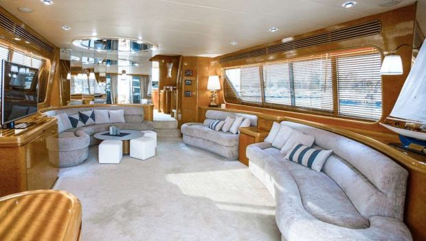 dream salon motor yacht -  Valef Yachts Chartering - 6279