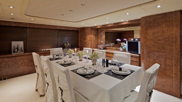 obsesion dining -  Valef Yachts Chartering - 6230