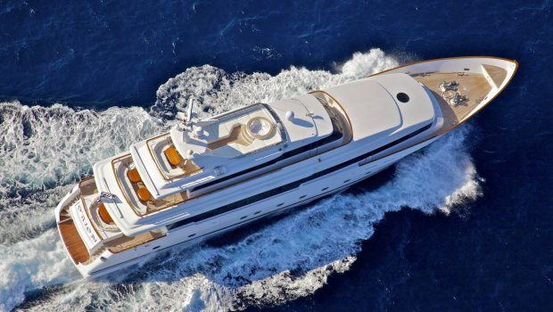 orion aerial (1) -  Valef Yachts Chartering - 6080