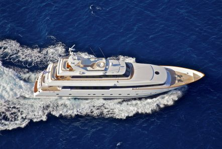 orion aerial (2) -  Valef Yachts Chartering - 6079