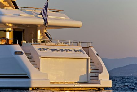 orion aft -  Valef Yachts Chartering - 6078