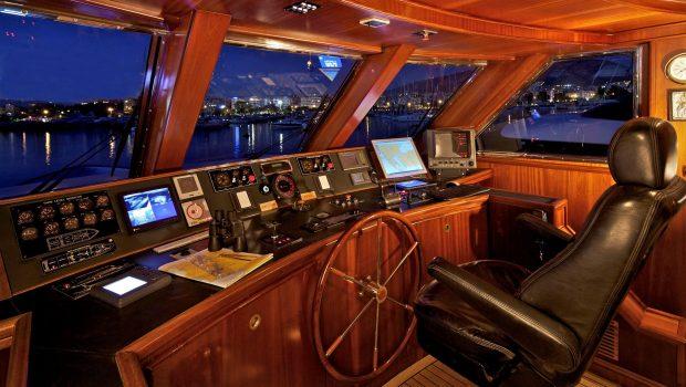 orion bridge -  Valef Yachts Chartering - 6076