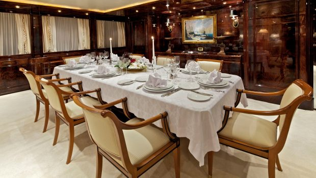 orion dining room -  Valef Yachts Chartering - 6075