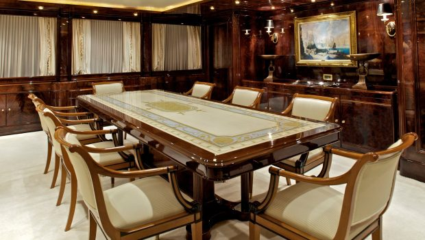 orion dining table -  Valef Yachts Chartering - 6074