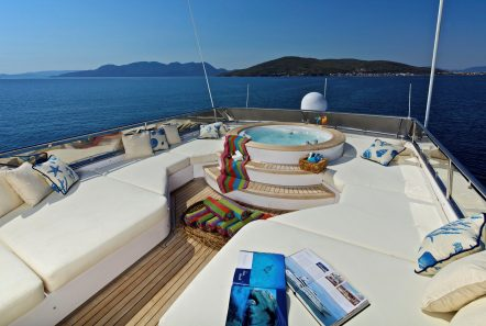 orion sundeck -  Valef Yachts Chartering - 6085