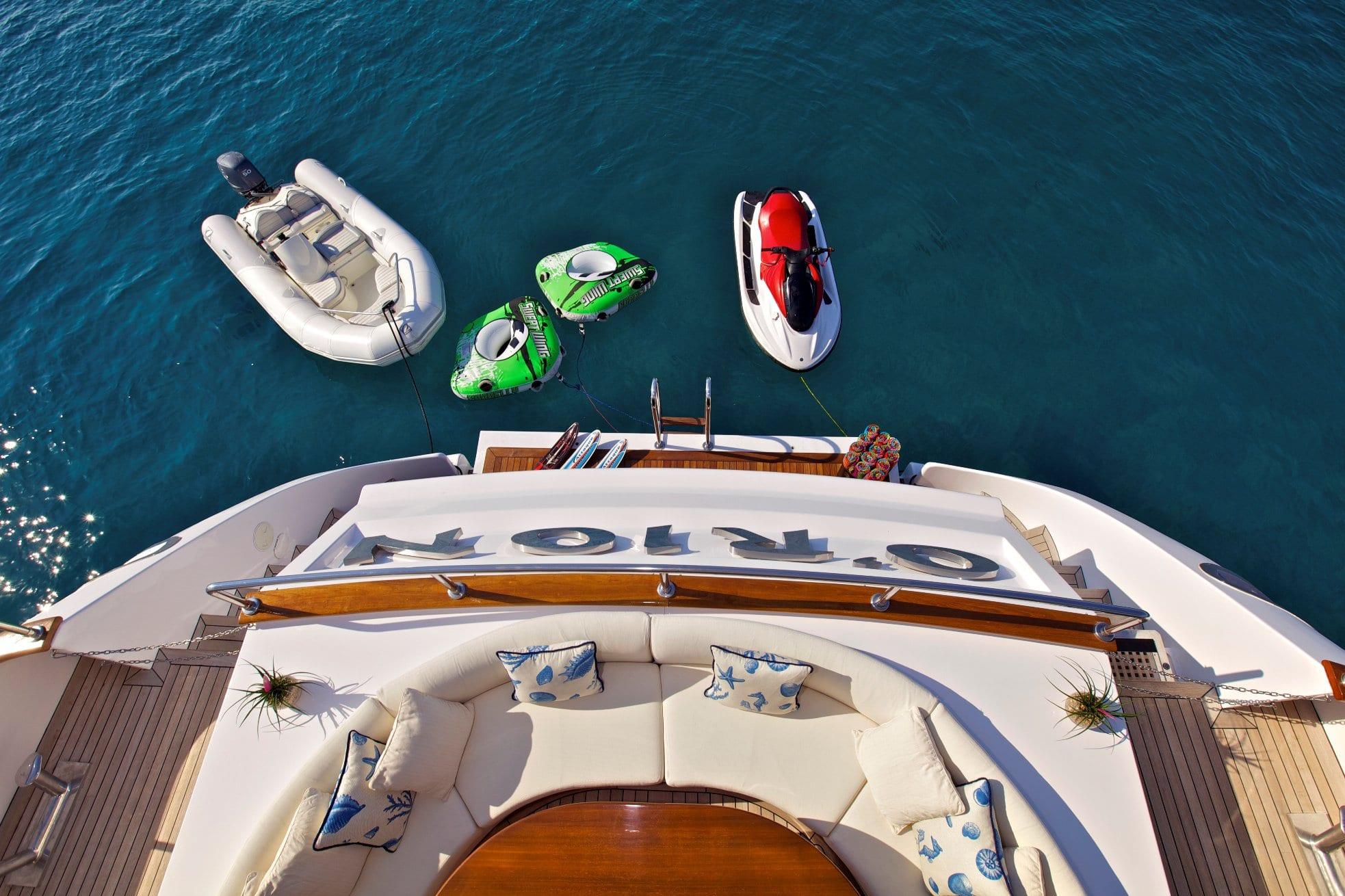 orion swim platform -  Valef Yachts Chartering - 6083