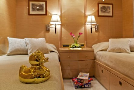 orion twin stateroom 2 -  Valef Yachts Chartering - 6081