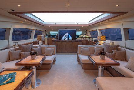 cosmos i yacht salon (1) valef -  Valef Yachts Chartering - 5314