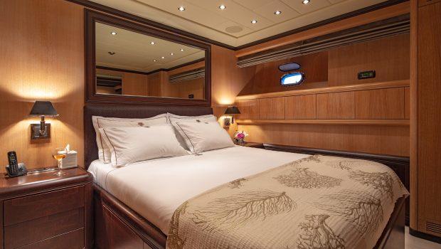 cosmos i yacht vip stateroom valef -  Valef Yachts Chartering - 5311