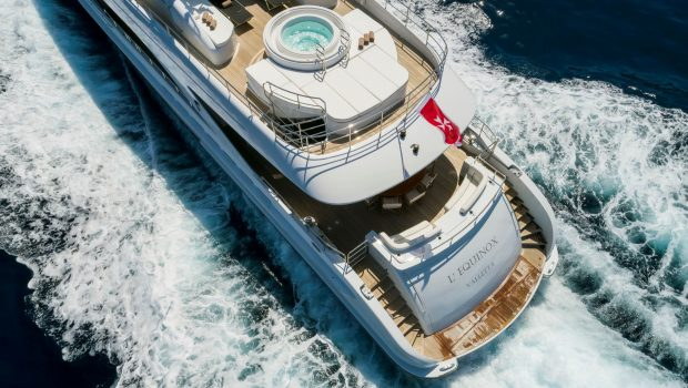 l_equinox aerial_valef -  Valef Yachts Chartering - 5513