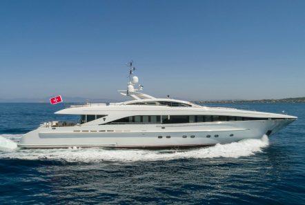 l_equinox profile_valef -  Valef Yachts Chartering - 5492