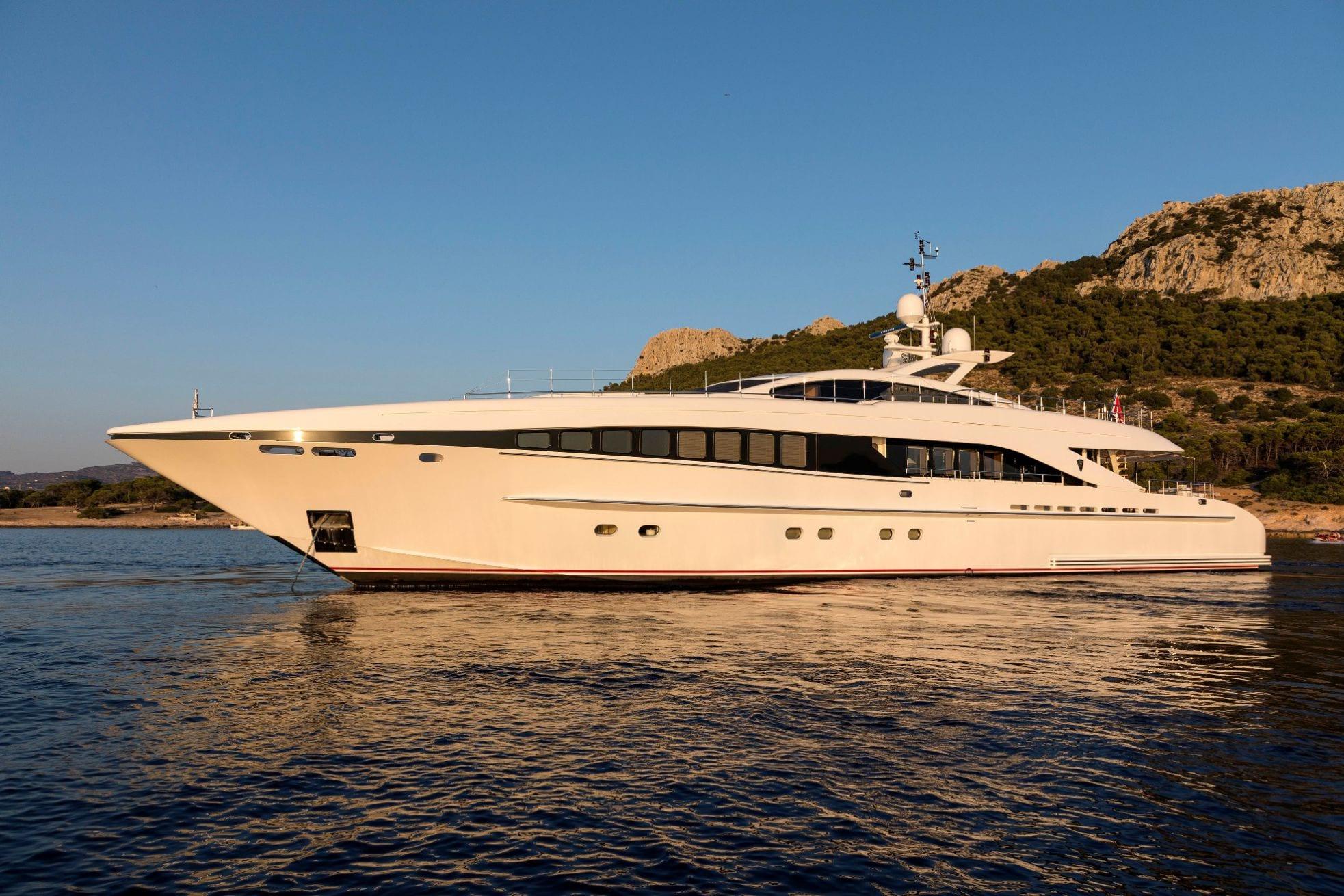 l_equinox sunset_valef -  Valef Yachts Chartering - 5478