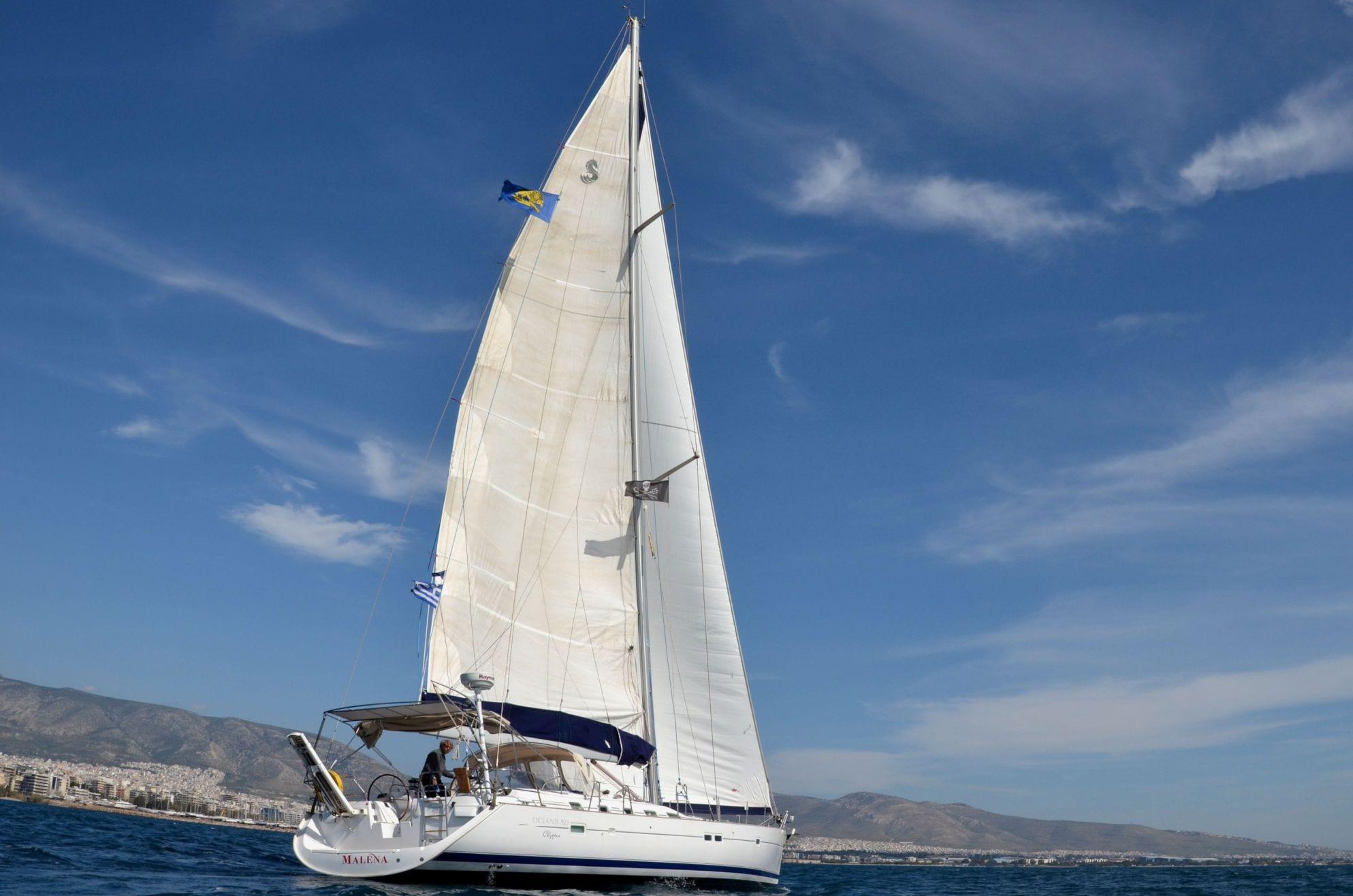 malena sailing yacht exterior_valef -  Valef Yachts Chartering - 5460