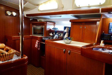 malena sailing yacht galley (1)_valef -  Valef Yachts Chartering - 5459