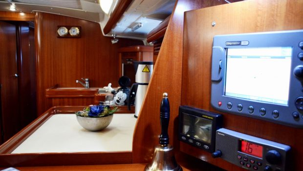 malena sailing yacht plotting_valef -  Valef Yachts Chartering - 5454
