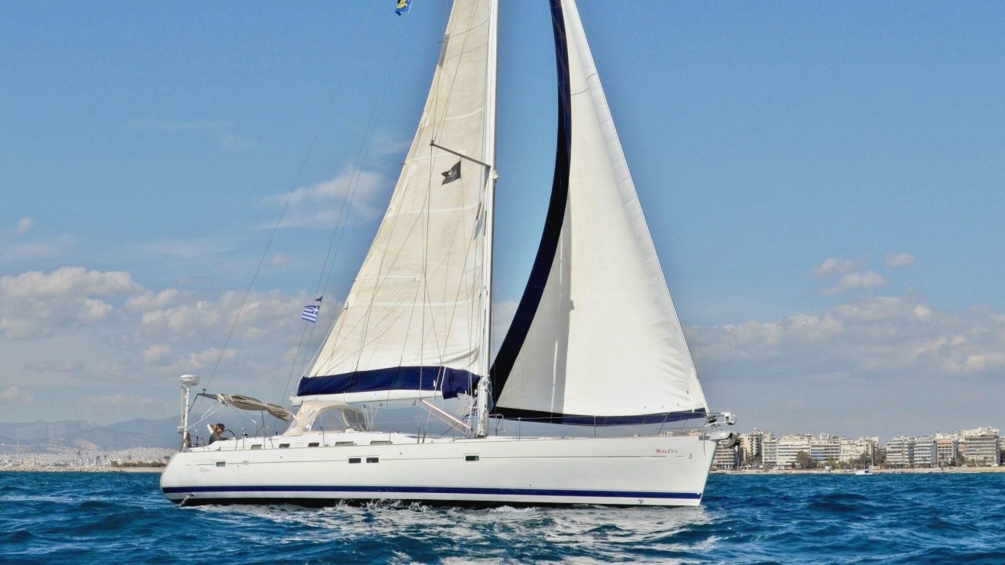 malena sailing yacht profile_valef -  Valef Yachts Chartering - 5453