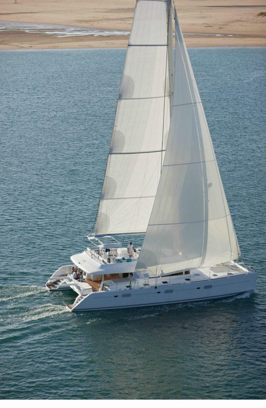 my office catamaran exteriors 3_valef -  Valef Yachts Chartering - 5438