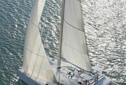 my office catamaran exteriors 4_valef -  Valef Yachts Chartering - 5437