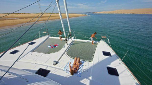 my office catamaran fore_valef -  Valef Yachts Chartering - 5434