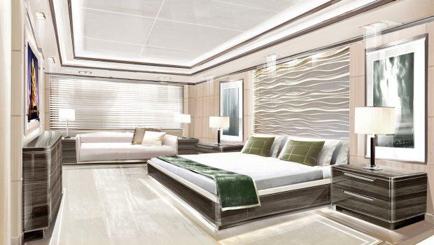 o_ptasia superyacht double cabins (2)_valef -  Valef Yachts Chartering - 5381
