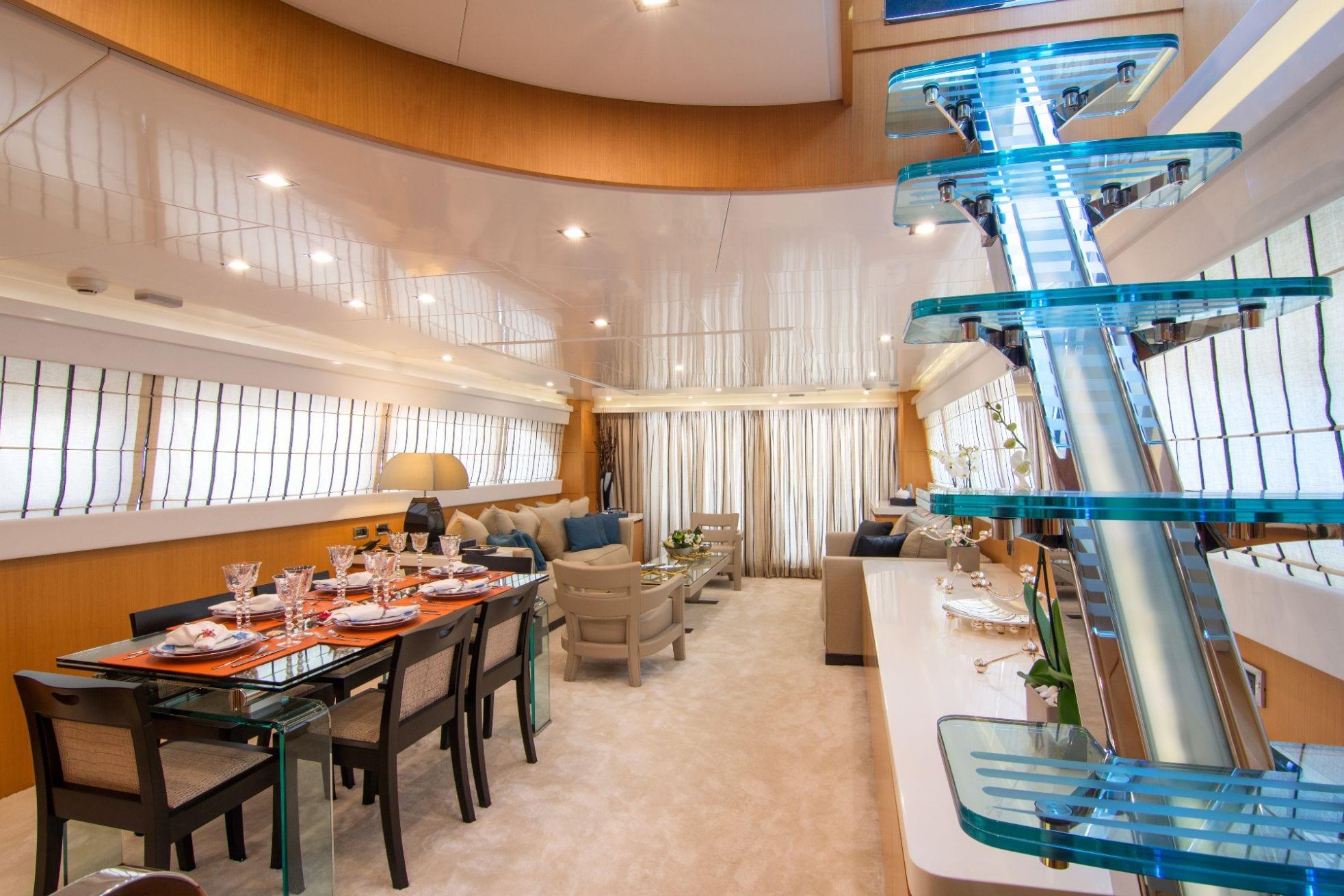 taylne dining (1)_valef -  Valef Yachts Chartering - 5343