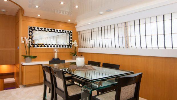 taylne dining (2)_valef -  Valef Yachts Chartering - 5342
