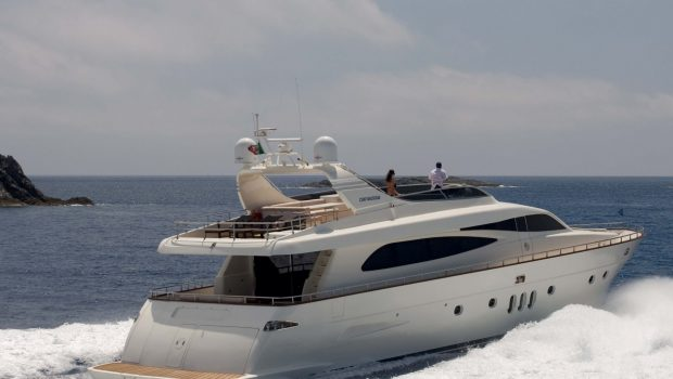Canados 86 -  Valef Yachts Chartering - 5340
