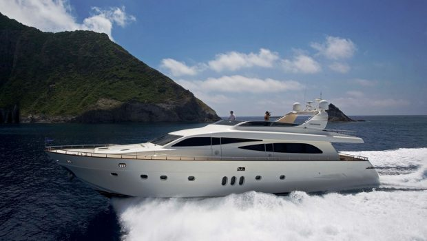 Canados 86 -  Valef Yachts Chartering - 5348
