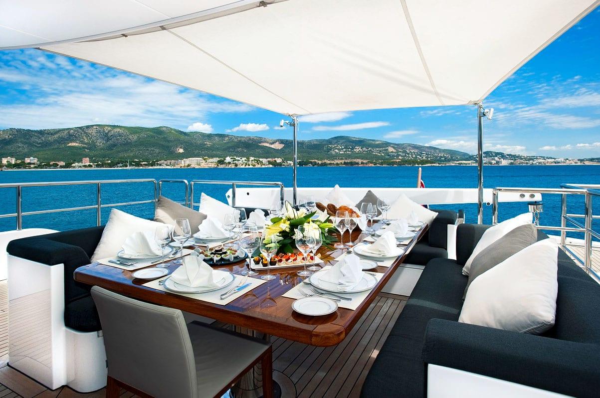 valef culinary charter -  Valef Yachts Chartering - 5938