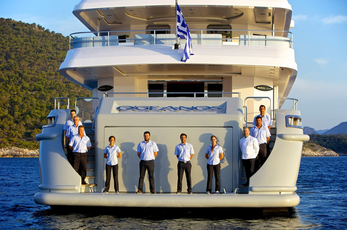 valef yachts crew and staffing -  Valef Yachts Chartering - 5915