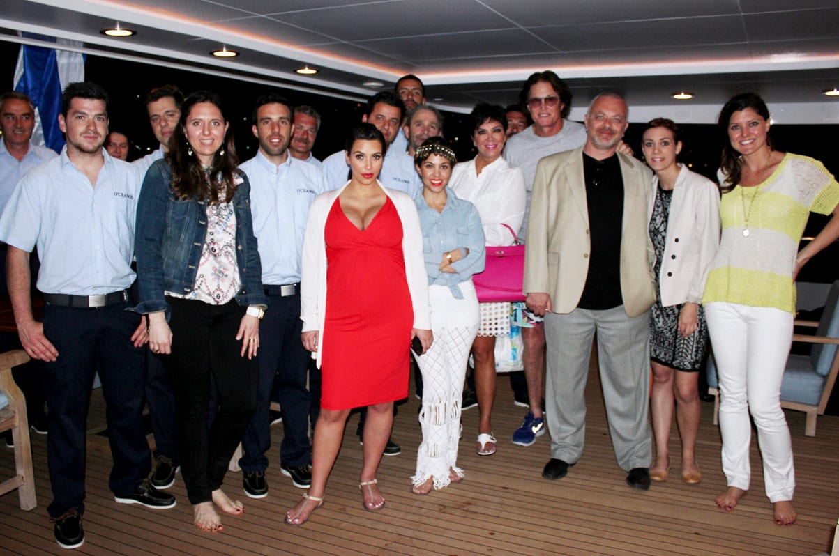 valef yachts keeping up with the kardashians shooting oceanos production filming 2 -  Valef Yachts Chartering - 5409
