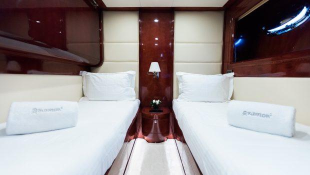 albator 2 motor yacht twins (1) -  Valef Yachts Chartering - 3816